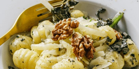 In-Person Class Pasta Workshop: Handmade Gnocchi with Burnt Butter Sage tickets