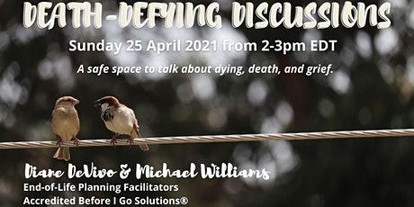 Death-Defying Discussions tickets