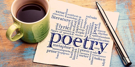 Poetry Club: Poems on Forgiveness tickets