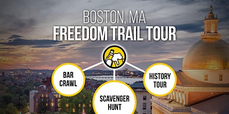 Freedom Trail Bar Crawl & History Tour :: Brews & Clues tickets