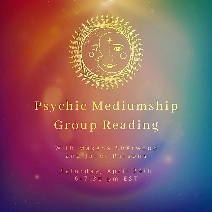 Psychic Mediumship Group Reading image