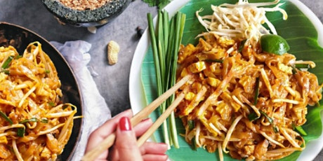 In-Person Class: Taste of Thailand: Pad-Thai & Crispy Spring Rolls(Phoenix) tickets