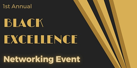 1st Annual Black Excellence Networking Event tickets