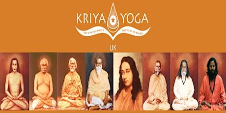Kriya Yoga UK Fundraising Walk 26 June 2021 tickets