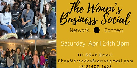 The Women's Business Social tickets