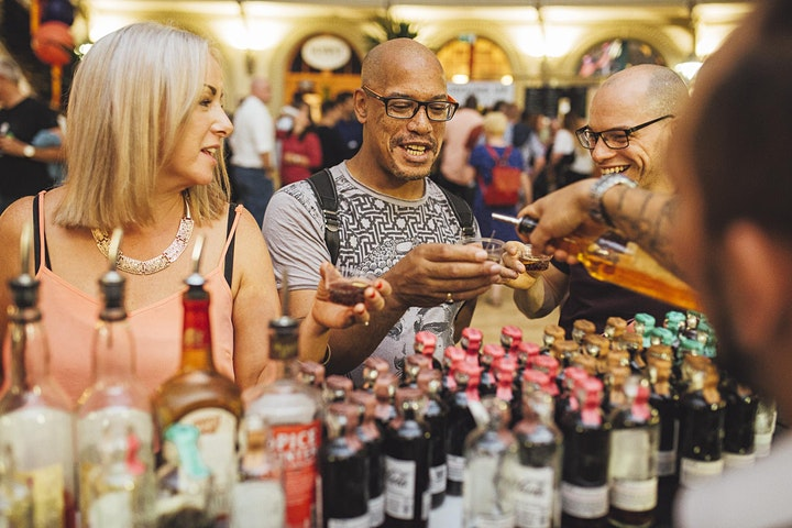 Rolling Social Presents - Leeds Rum Fest 2021 image