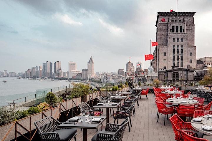Suits, Sneakers & Stilettos Rooftop Party 外滩露台时髦派对 @CÉ LA VI Shanghai image