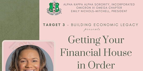 Getting Your Financial House in Order: Debt-Eliminating Workshop tickets