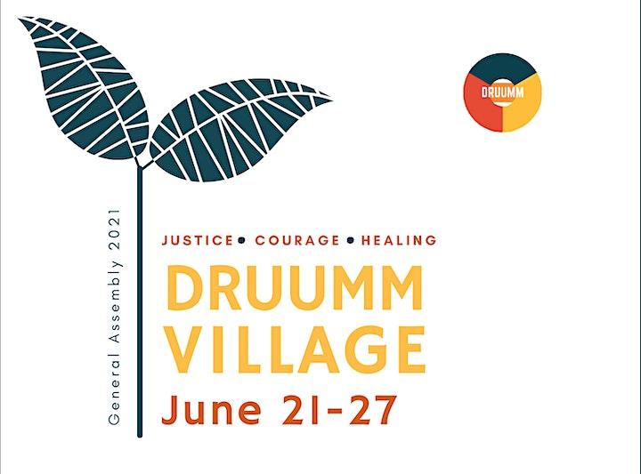 DRUUMM Village @ UUA GA 2021 image