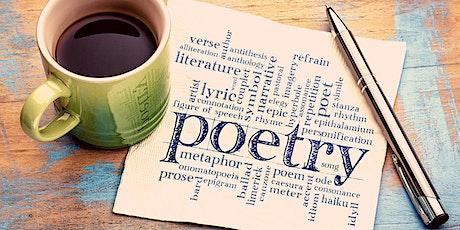 Poetry Club: Women Poets tickets