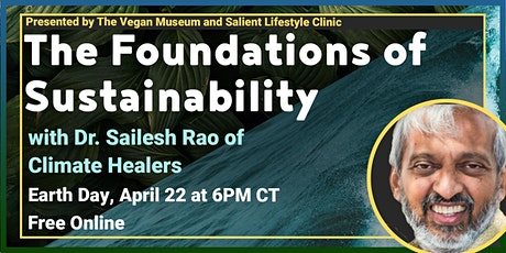 The Foundations of Sustainability tickets