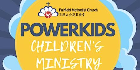 11 April - FFMC PowerKids Children's Ministry (Primary) tickets