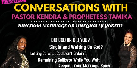 Kingdom Marriage or Unequally Yoked? tickets