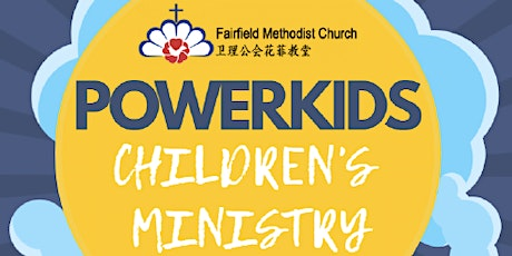 25 April  - FFMC PowerKids Children's Ministry (Tots/Pre-Sch) tickets