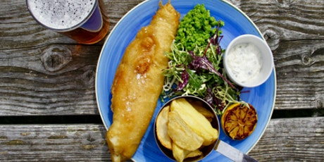 Online Beer Battered Fish & Chips tickets