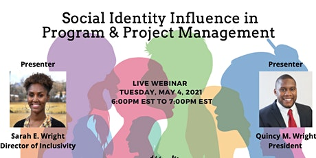 Social Identity Influence in Program & Project Management tickets