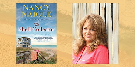 Virtual Book Launch Party with Nancy Naigle | The Shell Collector tickets