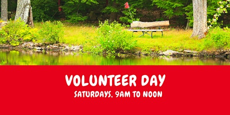 Volunteer Days tickets