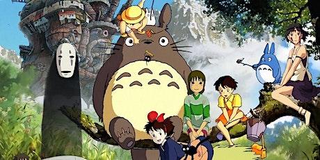 Virtual Japanese Culture through Ghibli Movies tickets