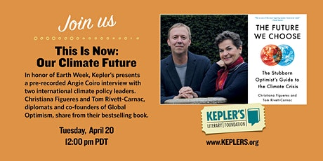 This Is Now: Our Climate Future tickets