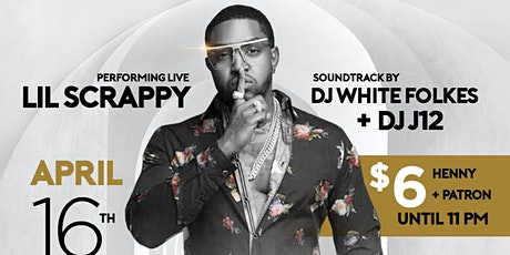 Lil Scrappy Performing Live - Love & Hip Hop All White Party tickets