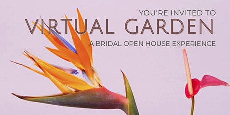 Ronin Harrisburg: Virtual Garden Wedding Open House Houston tickets
