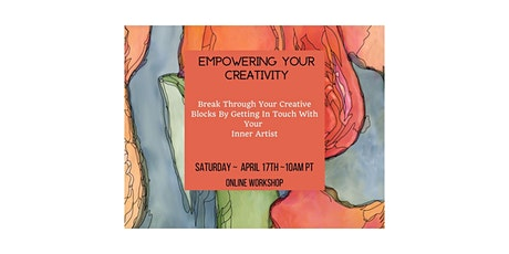 Empowering Your Creativity tickets