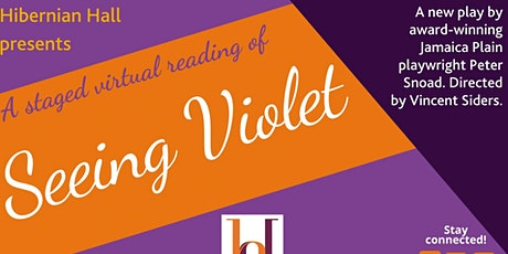 'Seeing Violet' by Peter Snoad tickets
