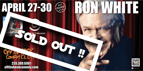 Stand up Comedian Ron White  Live in Naples, Florida! tickets