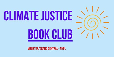Climate Justice Book Club tickets