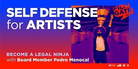 Self Defense for Artists: Become a Legal Ninja tickets