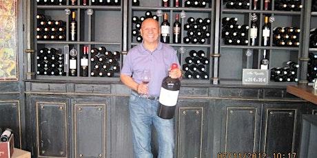 Wine Tasting at OTBX with Ricardo of Alternanative Wines tickets