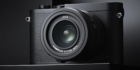 Online Talk im Store - Olaf Wolf: Leica Q2-Monochrom Tickets