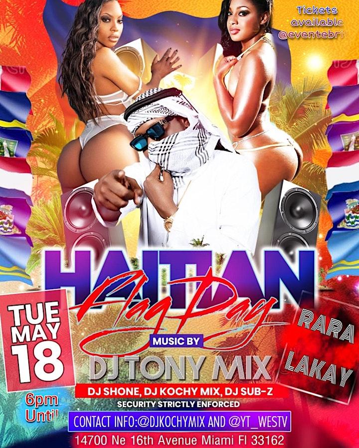 Haitian Flag Day May 18  2021 image
