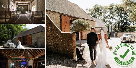 Empirical Events Evening Wedding Fair at Cissbury Barns tickets