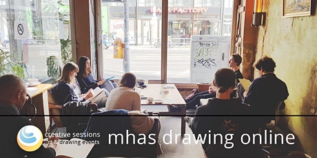 MHAS Drawing Session [#17] Magpie tickets