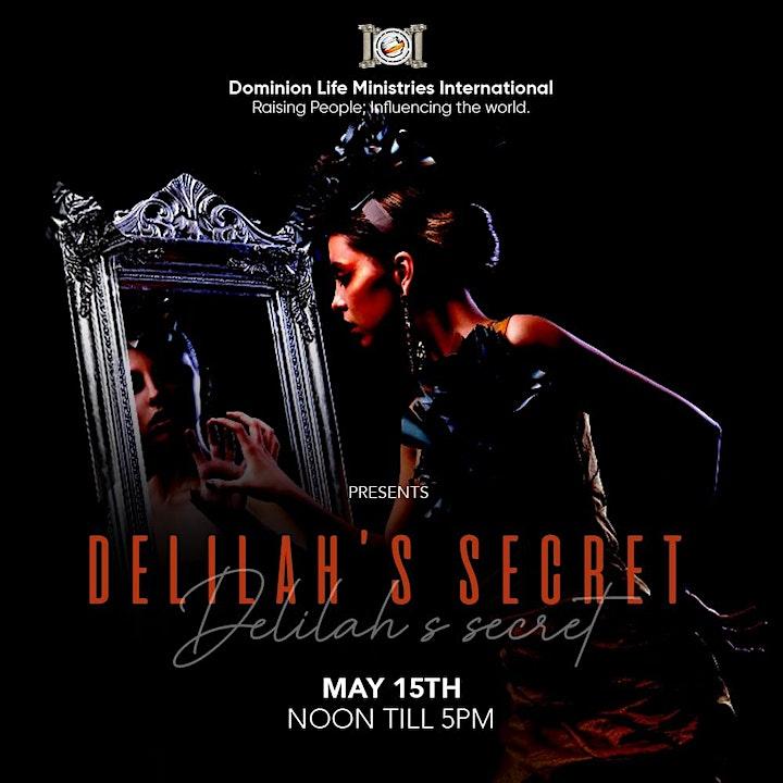 Delilah's Secret image