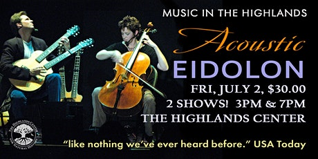 Acoustic Eidolon  - Music in the Highlands tickets