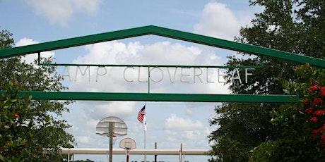 Week 3  Cloverleaf Day Camp ( Non4-H Member) (June 21-25) tickets
