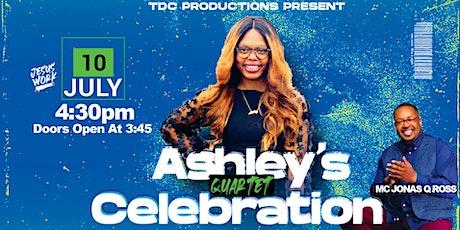 Ashleys Quartet Birthday Celebration tickets