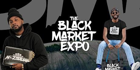 Black Market Expo tickets