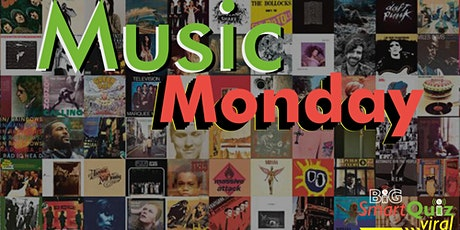 Music Monday: Easy, fun online ALL MUSIC with Big Smart Quiz. SpeedQuizzing tickets