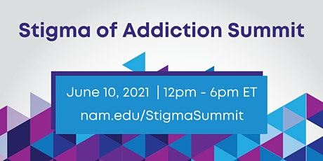Stigma of Addiction Summit tickets