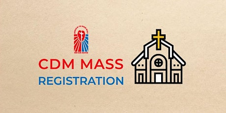 Mass (English) — Sunday, 11th April 2021 - 07:00PM tickets