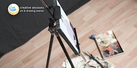 Portraits & Nudes Workshop tickets