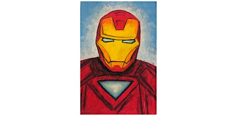 60min How to Draw Superheroes: Iron Man @3PM  (Ages 6+) tickets