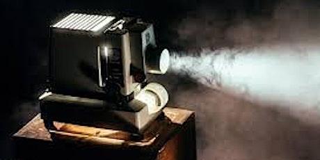Weekly Shedinar - Restoring a vintage projector tickets