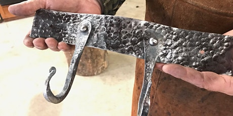 Two-Hook Coat Rack Class at War Horse Forge tickets