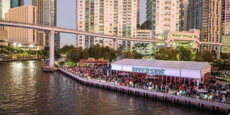 Riverside Miami Nightclub Party VIP Table Ticket tickets