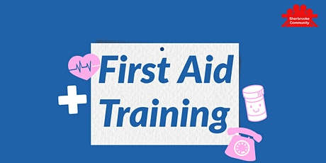Standard First Aid Training (CPR C w/ AED) tickets